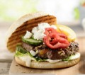 Oriental Style Burger – America meets Orient